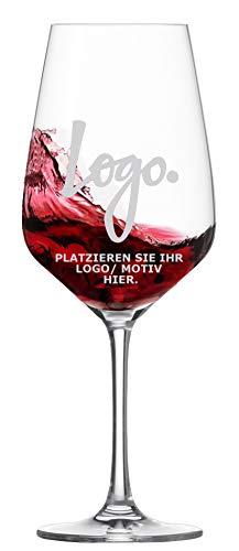 Schott Zwiesel Rotweinglas [Taste] - selbst Gestalten - individuelle Gravur - MeinGlas