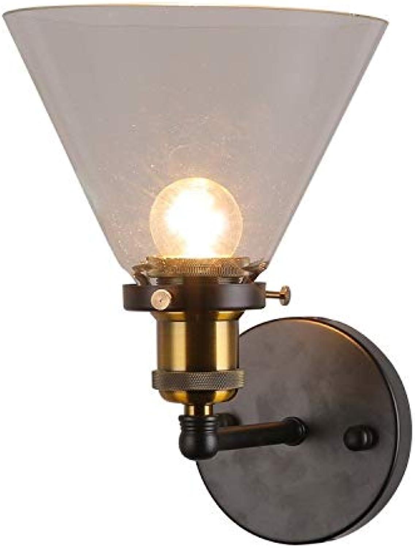 VLING Wandlampe, Kreative Moderne Zeitgenssische Wandleuchten & Wandlampen Wohnzimmer Schlafzimmer Metall Wandleuchte 220-240V 40W