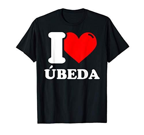 I love Úbeda Camiseta