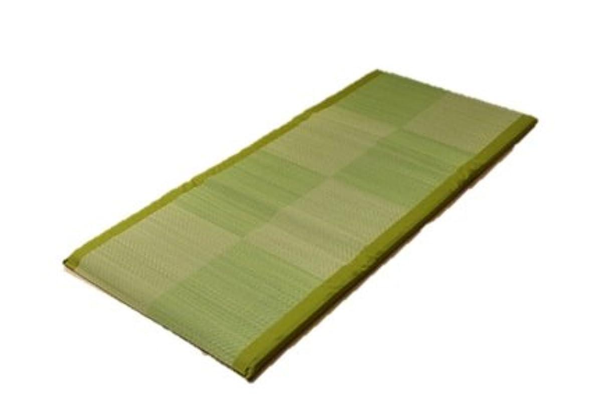 道路を作るプロセスジョージハンブリーホイールい草 い草マット 国産 ごろ寝マット フリーマット 『ノア Sらくらく』 (GN約90×200cm)