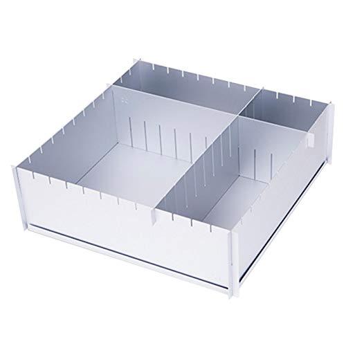 Sunnyushine Aluminium-Kuchen-Backblech, Kuchenform, Backformen Quadratische Kuchenform, Quadratischer Backrahmen, Multifunktions-Familien-Backform, Quadratischer Pizzarahmen-einstellbare Kuchenform