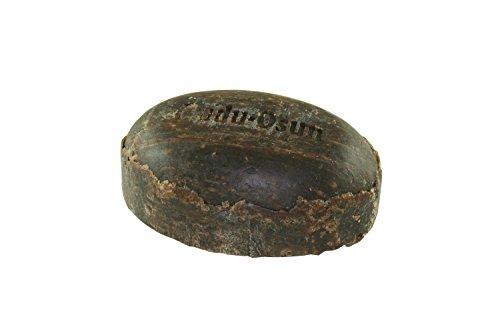 D.O.M. Die Olivenholz Manufaktur DUDU-Osun - Natürliche Schwarze Seife 150 g