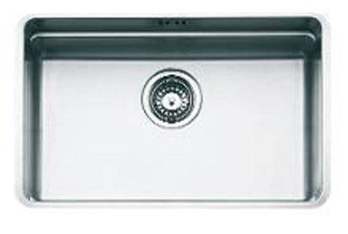 Naber, waterstation® cubic basic A. Einbauspüle, Einzelbecken, Edelstahl