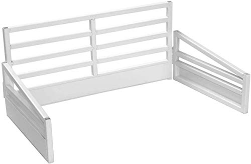 Little Busters Toys Show Cattle Stall White