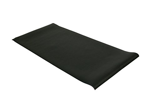 Marcy Fitness Equipment Mat and Floor Protector for Treadmills, Exercise Bikes, and Accessories Mat-366 (78' x 36' x 0.25' Thickness)