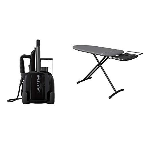 Laurastar Lift Plus Ultimate Black Dampfbügelstation & Bügelbrett Plusboard