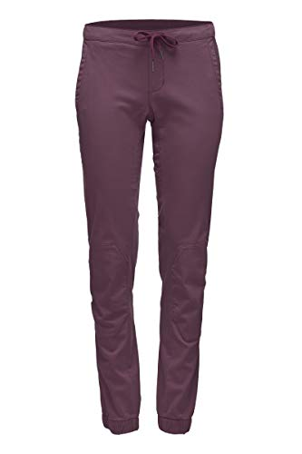 Black Diamond Unisex-Adult W Alpine Light Casual Pants, Bordeaux, L