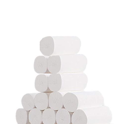 Ruankenshop Toilettenpapier WC Papier Mini Jumbo Toilettenpapier Toilettenpapiere Recyceltes Toilettenpapier Toilettenpapier Bulk Bulk Toilettenpapierrolle