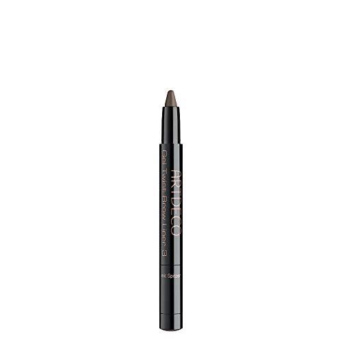 ARTDECO Gel Twist Brow Liner - Augenbrauen Gel Brauenstift für ausdrucksstarke, voluminöse Augenbrauen - 1 x 0,8 g