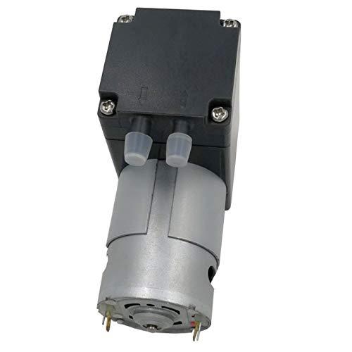 GEEKEN 80Kpa Vacuum Pump 12V Small Vacuum Suction Pump Diaphragm Pump -Vacuum Pump 12L / Min