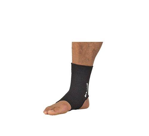 Kwon Fußbandage Elastische, schwarz, L, 4051703