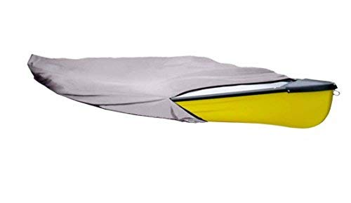 i COVER 13ft Kayak Cover- Water Resistant Heavy Duty Kayak/Canoe Cover...