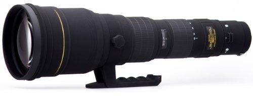 Sigma 300-800mm f/5.6 EX DG HSM APO IF Ultra Telephoto Zoom Lens for Nikon SLR Cameras