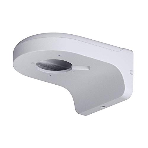 Amcrest AMCPFB203W Wall Mount Bracket for Dome Cameras, Compatible w/ AMC4KDM28, IP5M-F1180EW, IP5M-T1179EW, IP5M-D1186EW, IP8M-2493EW-V2, IP8M-2454EW,