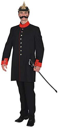 Faschingskostüm Herren Historische Uniformjacke (60)