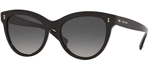 Valentino Gafas de sol VA4013 5001T3 BLACK gafas de sol Mujer color Negro gris tamaño de lente 54 mm
