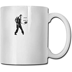 Jason Derulo Taza Personalidad Taza de café Agua Té Copa de bebida 330ml