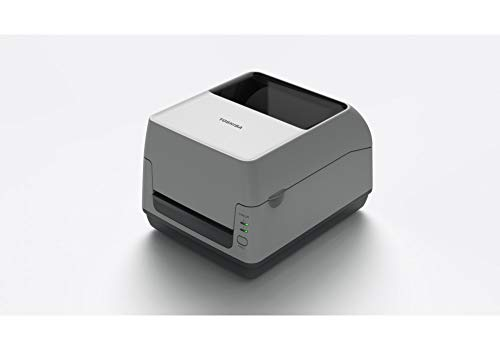 Toshiba B-FV4D, DT, 203dpi, White USB, Ethernet, RS232, 18221168804 (USB, Ethernet, RS232 Direct Thermal)