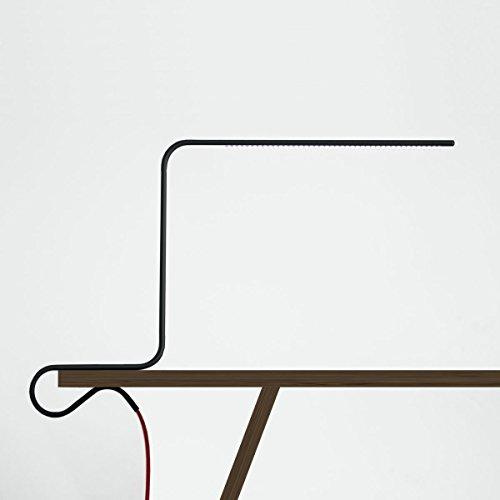 Roomsafari c.lamp LED-Tischklemmleuchte, Farbe:Weiss