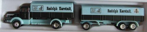 Karstadt Nr. - 125 Jahre Krupp Mustang - Hängerzug Oldie