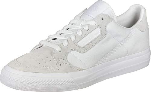 adidas Continental Vulc Herren Sneaker Weiß