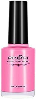 Peel Off Latex Tape Nail Polish Barrier Cuticle Guard Skin Protector Palisade for Messy Nail Art - Pink 15ml