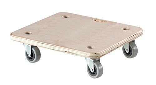 Dörner & Helmer Transportroller Stabil Soft-Mini (Rollbrett, Transporthilfe...