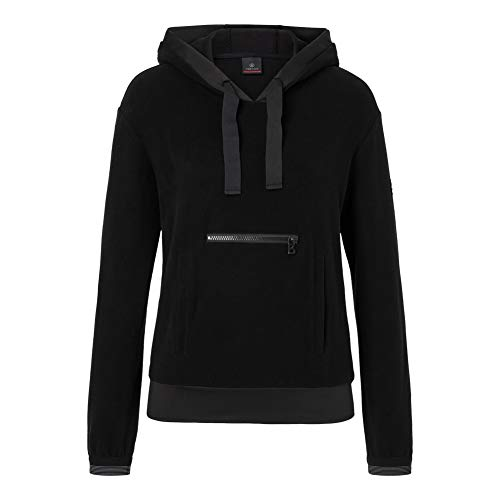 Bogner Fire + Ice Ladies Bette Schwarz, Damen Fleece-Pullover, Größe S - Farbe Black