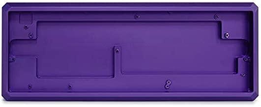 Diamond 60% CNC Anodized Aluminium case Acrylic Case for 60% 64 Mechanical Keyboard for GH60 Bluetooth Gk61 GK64 DZ60 YD60MQ