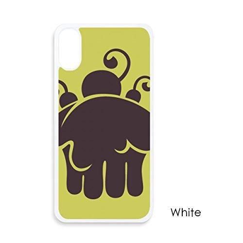 tamaño: diseñado para el iphone x clasificación: caja del teléfono característica: perfil delgado y ligero ;; impacto, durable de plástico duro resistente y marco de goma blanda; cantidad por paquete: 1 x caja del teléfono