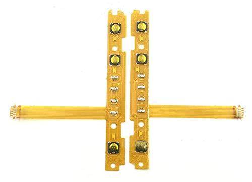 Coollooda réparation des Cables Poignées Gauche et Droite pour contrôleur de commutateur Nintendo réparation de la Lampe d'appariement des Cables 1set