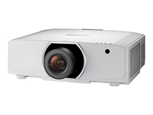NEC Corporation NP-PA653U-41ZL LCD Projector White