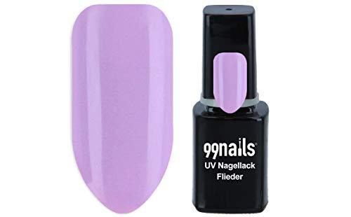 99nails UV Nagellack - Flieder, 1er Pack (1 x 12 ml)