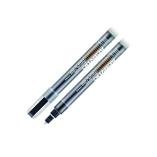 Montana Acrylic - Water based Paint Marker extra fine 0,7mm - black/schwarz