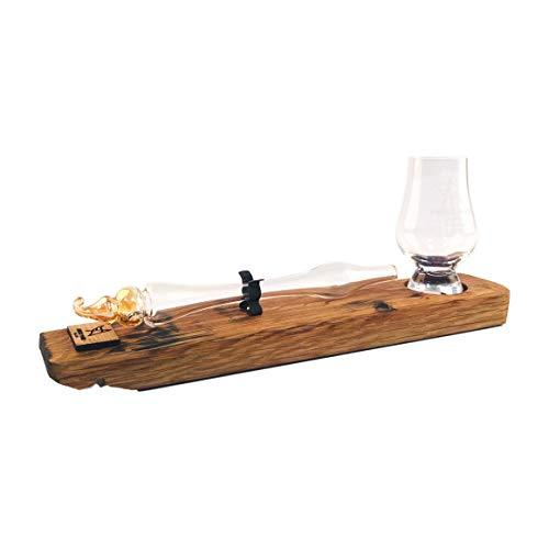 Whisky Proeverij Set met Water Dropper en Mini Proeverij Glas