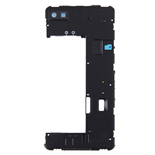 PANGTOU Piezas de Repuesto del teléfono Celular Panel de Lente de cámara de Carcasa de Placa Trasera para Blackberry Z10 Accesorio de Repuesto de teléfono