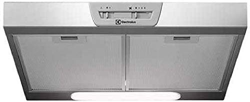 Electrolux LFU216X Dunstabzugshaube/Filtration Unterschrank 60 cm Farbe Edelstahl