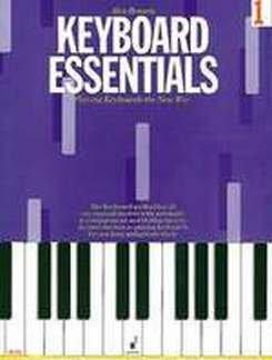 Tangentbord ESSENTIALS 1 – arrangerat för tangentbord [Noting/Sheetmusic] Komponist: Benson ALEX