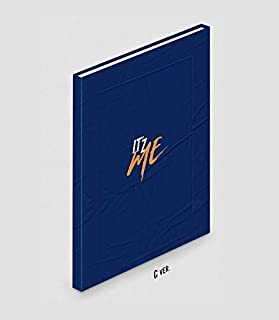 JYP Ent ITZY - IT'Z ME [C ver.] Album+Pre-Order Benefit+Folded Poster+Extra Photocards Set