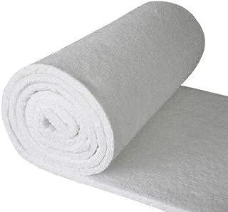 USA Made Ceramic Fiber Insulation Blanket (8 Lbs Density,) (2