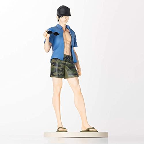 Detective Conan Figura da Azione, 21Cm Anime Giocattoli Statua Modello, Akai Shuuichi Alta qualità PVC Materiali di Protezione Ambientale Collezione Fatto A Mano Ornamenti Decorativi Squisiti Regali