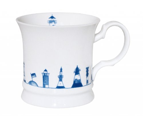 CUP+MUG Friesenbecher Leuchtturm