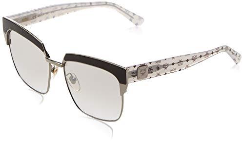 MCM Damen MCM102S 046 56 Brillengestelle, Silber (Silver/Silver Marble Glit)