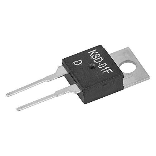 JUC-31F/KSD-01F - Interruptor termostático para comprobadores (D105 °C)