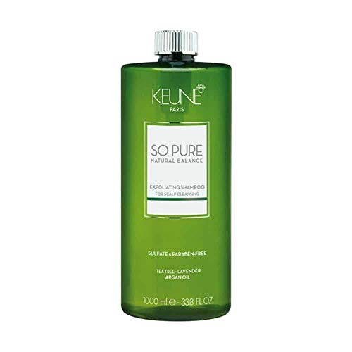 Keune So Pure Exfoliating Shampoo 1000ml