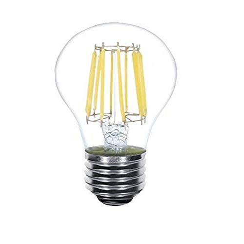 Spotlite-USA 41145-UL Spotlite 8W A19 E26 2700K Light Bulb, Clear