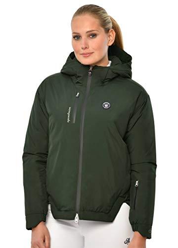 SPOOKS Annikah Jacket (Farbe: Dark Forest; Größe: L)