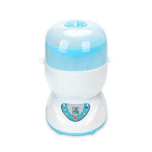 Good Store UK Calentador de Botella de biberón Thermos Calentador y esterilizador de Temperatura Constante Multifuncional hervidor de Agua termostato de Leche Caliente