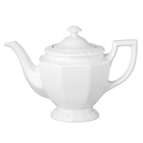 Rosenthal 10430-800001-14230 Maria Teekanne 6 Peronen 0.92 L, weiß