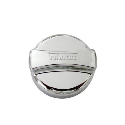 Drehexcenter-Kappe chromfarben für die alte Franke EFG 614-80 Spüle / Drehknopf / Drehexenterkappe / Ersatzteil